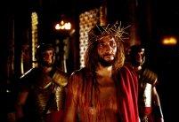 Jesus pryglad med törnekronan