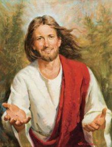 Jesus älskar Dig!
