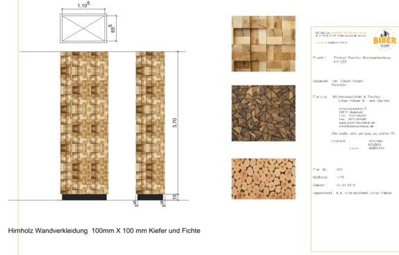 Biber Entwurf und Planung DOY 001