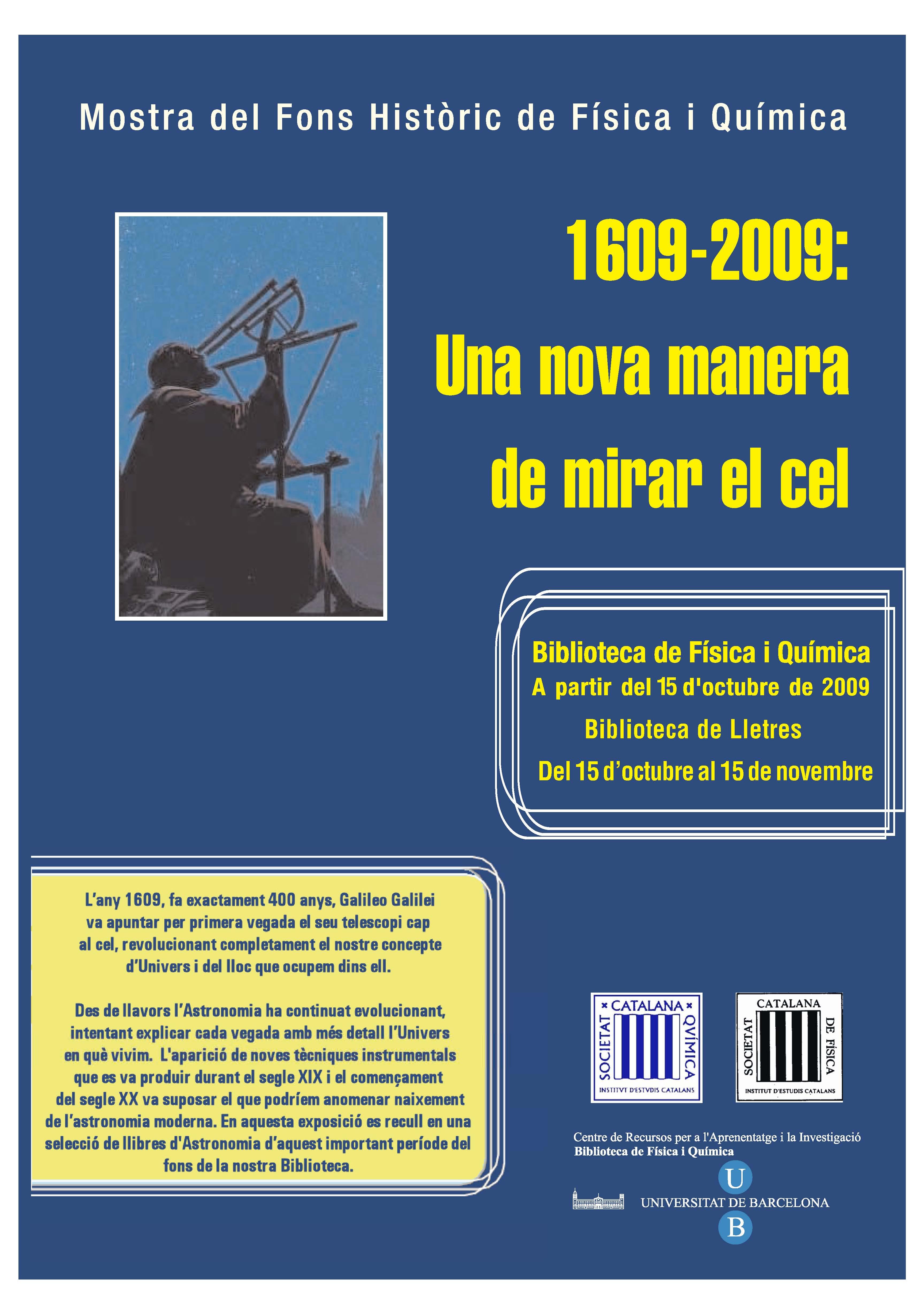 Poster de la mostra