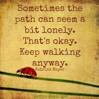 Keep Walking : Day 29