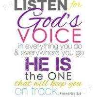 Do Not Despise The Little Voice