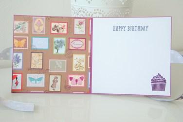 Geburtstagskarte, backen, Cupcakes, handgemacht_1