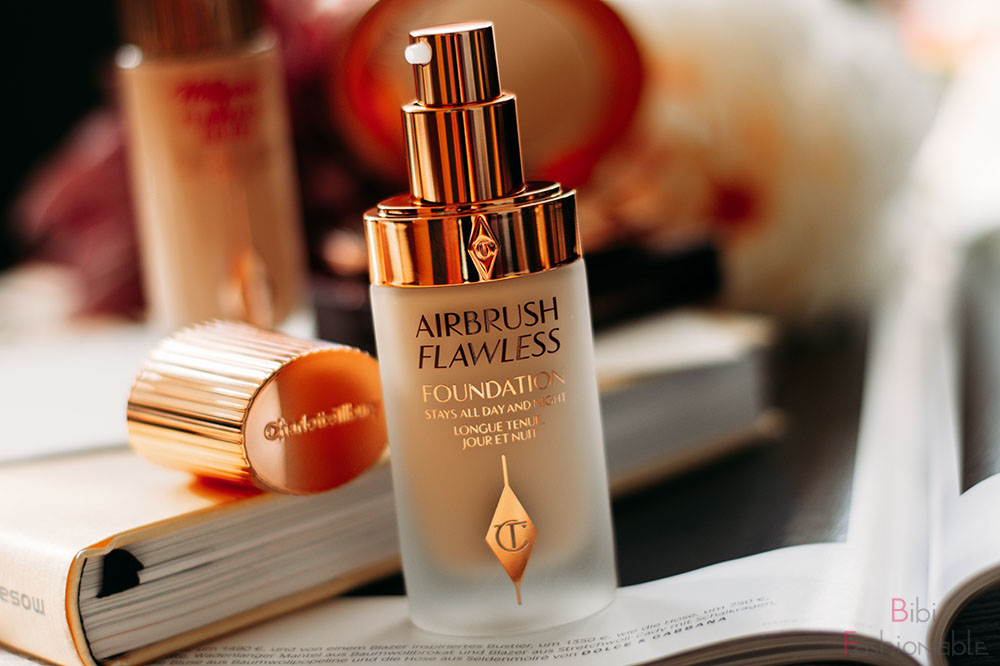 Charlotte Tilbury Airbrush Flawless Foundation offen