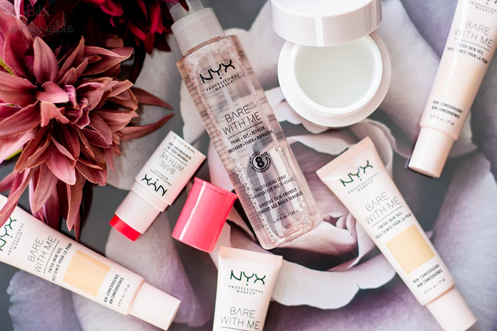 NYX-Professional-MakeUp-Bare-with-Me-Reihe-Flatlay