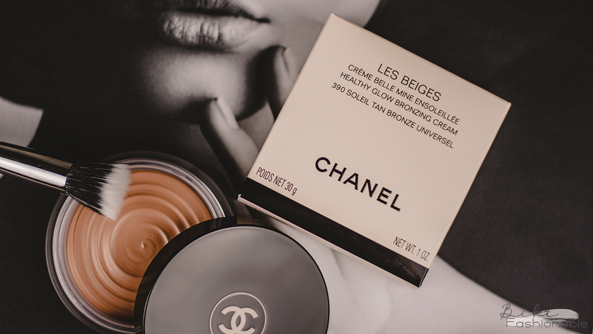 Chanel Les Beiges Healthy Glow Bronzing Cream Titelbild