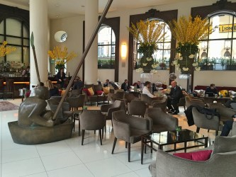 From tradition to tourism? – Afternoon teas in hotels in London