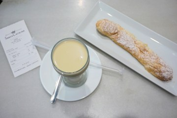 Horchata – a delicious, sweet Valencian tuber-drink