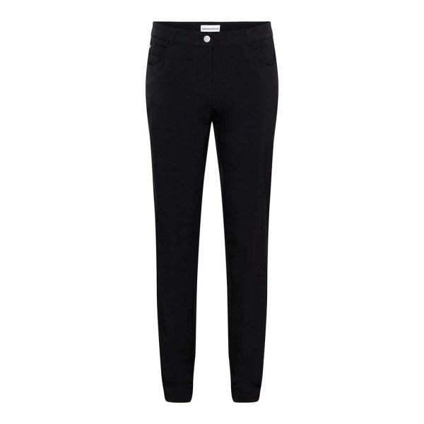 Pepper 5 Pocket Pants Black