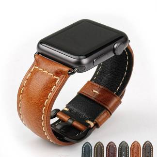 Bracelet pour Apple Watch Cuir