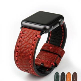Bracelet Apple Watch Fashion Cuir