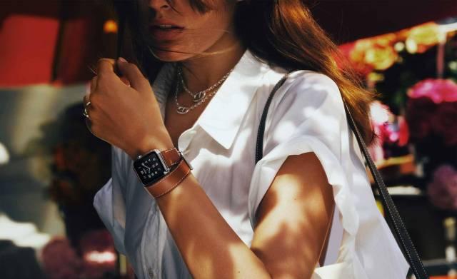 Apple et Hermès
