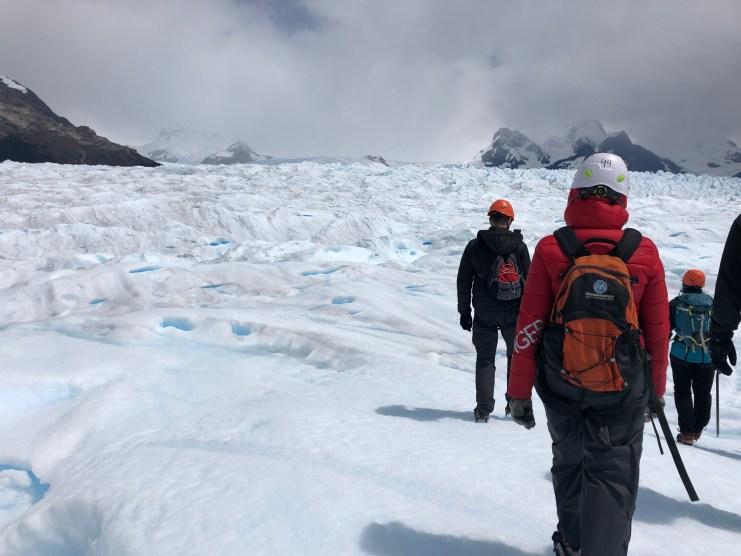 ¡Camina sobre el Glaciar Perito Moreno!