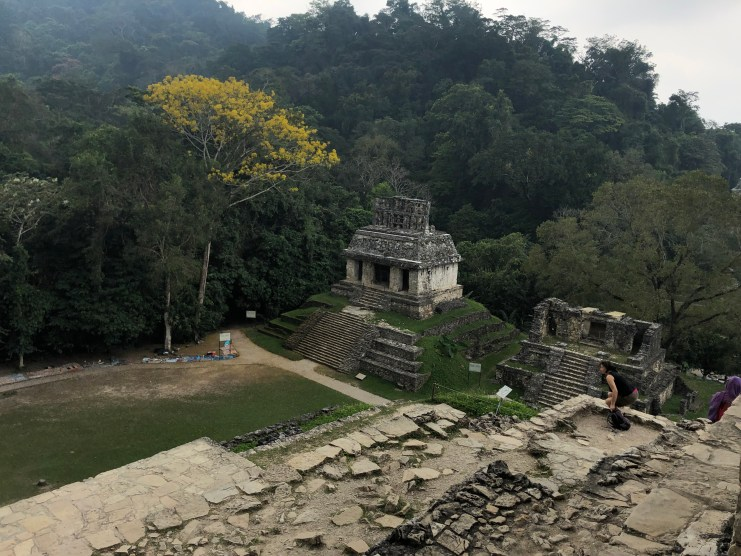 Palenque, Chiapas, México.