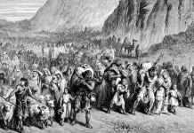 Избавление Израиля, прообраз спасения от греха. 14 аналогий