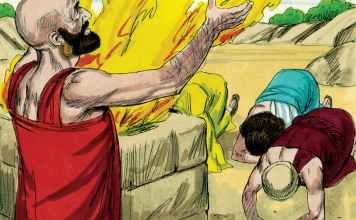 Когда жил Иов? 2 факта: после потопа, во времена патриархов