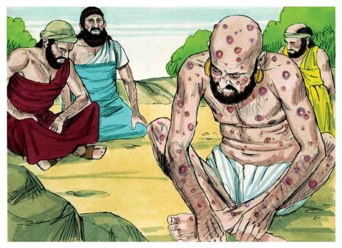 Библия о коронавирусе - язы