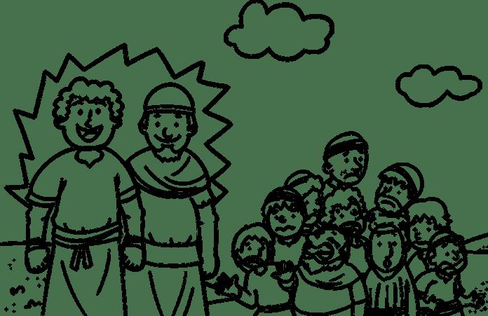 Иисус Навин прообраз Христа