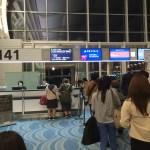 デルタ航空 羽田→ロス DL636 深夜便に乗ってきたよ!