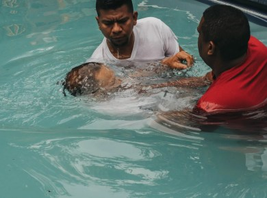 Is water baptism important