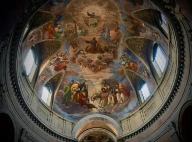 Saints-Church