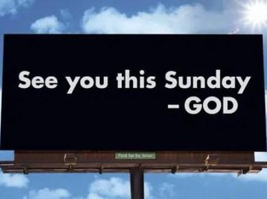 God Sunday