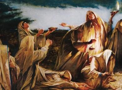 Ten Virgins Parable