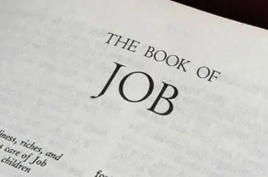 Bible Book of Job
