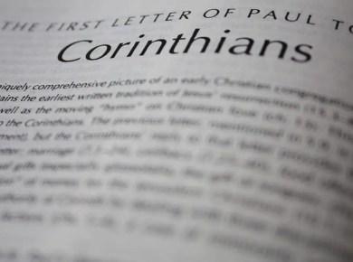 First Corinthians, 1 Corinthians 7:12