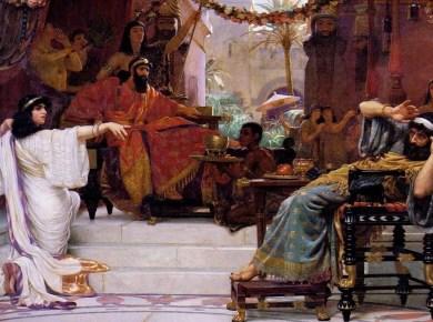 Esther, God