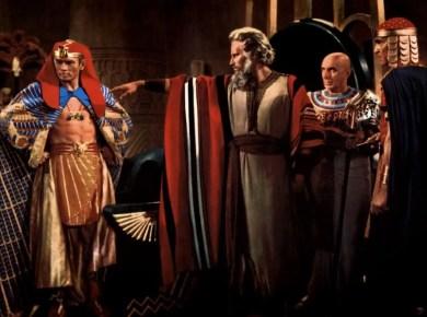 Moses Pharaoh