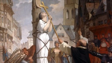 Joan of Arc, Inquisition