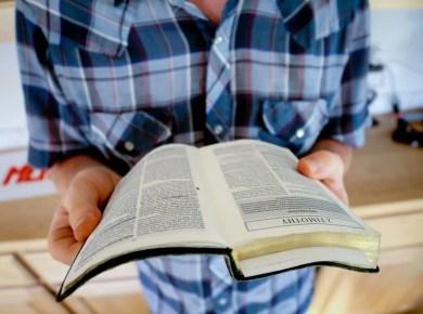 Bible study Saints