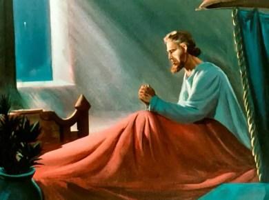 Solomon be saved