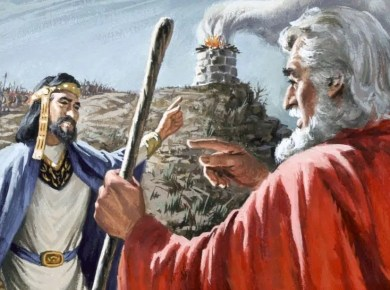 Saul, Samuel, To obey is better than sacrifice