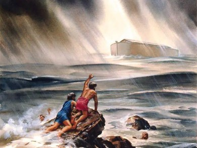 Noah and the end times
