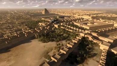 Babylon, Nebuchadnezzar's kingdom
