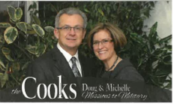 Doug & Michelle Cook