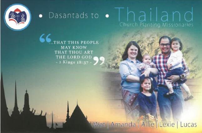 Sawat & Amanda Dasantad