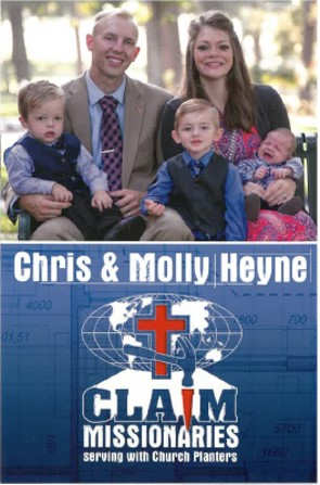 Chris & Molly Heyne