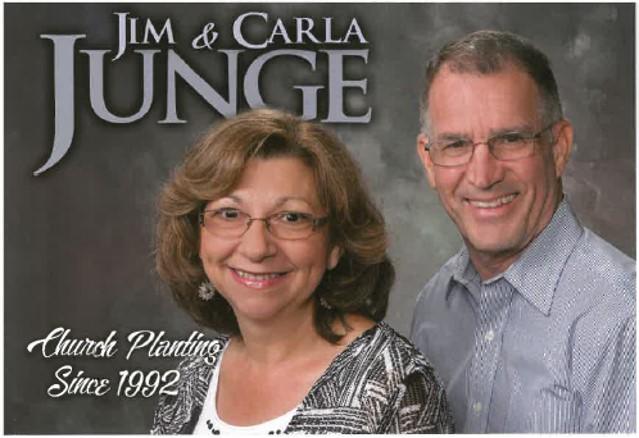 Jim & Carla Junge