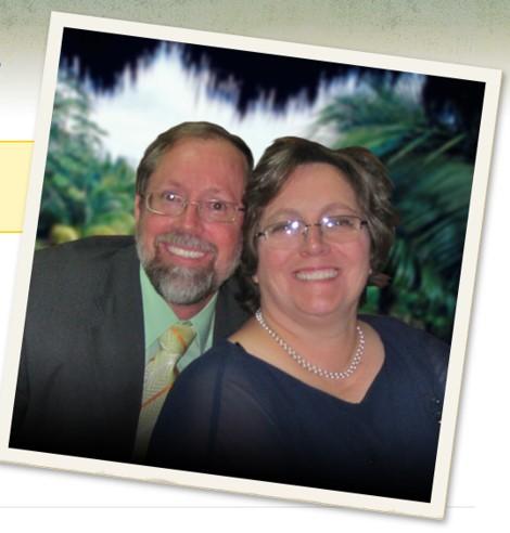 Joel & Pam King
