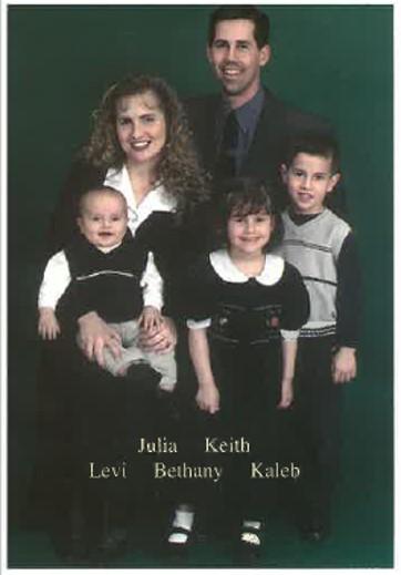 Keith & Julia Klaus