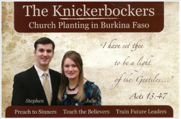 Stephen & Julie Knickerbocker