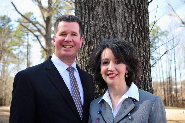 Clark & Robyn Paquette