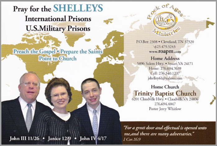 John & Janice Shelley