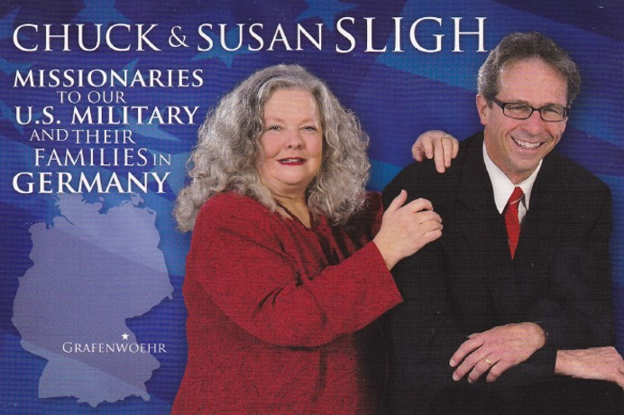 Chuck & Susan Sligh