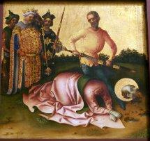 Beheading of St. Paul