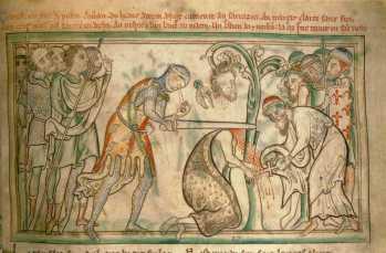 Martyrdom of St. Alban