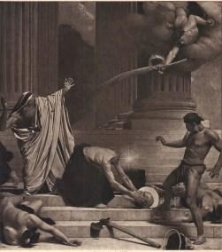 Martyrdom of St Denis